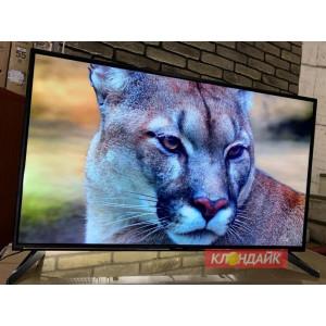 """Телевизор Blackton BT 50S01B большой экран, быстрый и """"заряженный"""" Smart TV  в Марьино фото"""