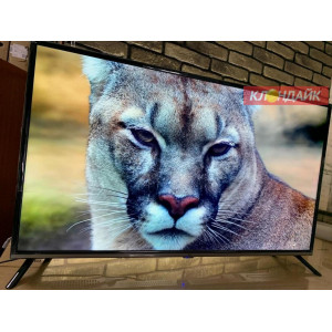 Телевизор BQ 42S01B  скоростной Smart TV, Wi-Fi, настроенный под ключ Смарт в Марьино фото