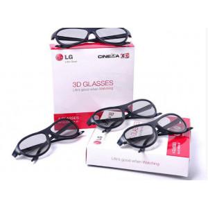 Очки для LG Cinema 3D LED LCD телевизора 4 шт. в Марьино фото